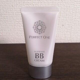 パーフェクトワン(PERFECT ONE)のパーフェクトワン薬用ホワイトニングBBクリームピンクナチュラル25g(BBクリーム)