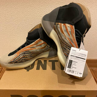 """アディダス(adidas)のADIDAS YZY QNTM """"FLASH ORANGE""""29cm(スニーカー)"""