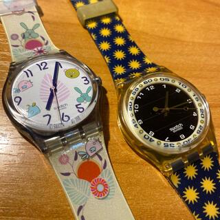 スウォッチ(swatch)のスウォッチ 2本セット(腕時計)