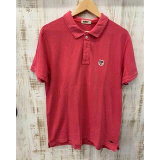 アヴィレックス(AVIREX)のAVIREX アヴィレックス ポロシャツ ピンク k2 トップス(ポロシャツ)