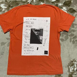 ジエダ(Jieda)のjieda tee tシャツ ジエダ 1 オレンジ orange(Tシャツ/カットソー(半袖/袖なし))