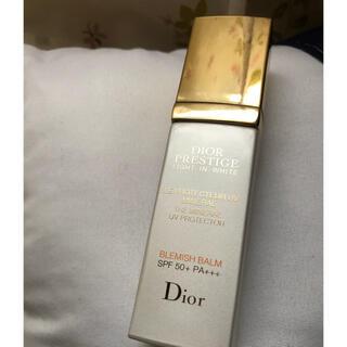 ディオール(Dior)のディオール プレステージ ホワイト ル プロテクター ルミエール UV 30ml(BBクリーム)
