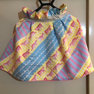 ボシュプルメット(bortsprungt)のヒグチユウコ スカート (ひざ丈スカート)