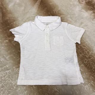 ベビーギャップ(babyGAP)の☆美品☆ gap ポロシャツ 80(シャツ/カットソー)