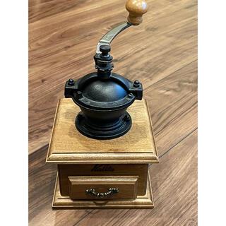カリタ(CARITA)のコーヒーミル 手挽き クラシックミル #42003(調理道具/製菓道具)