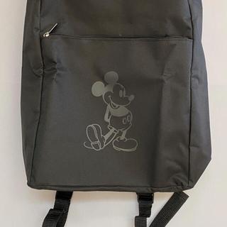 ディズニー(Disney)のミッキーマウス HOME MEDE ボックス型バッグパック(バッグパック/リュック)