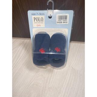 POLO RALPH LAUREN - POLO ベビー靴下