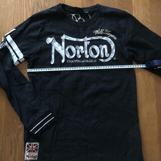 ノートン(Norton)のトレーナー*ロゴ*·刺繍【Norton】(パーカー)