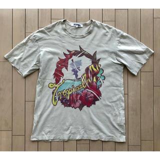 ジュンヤワタナベコムデギャルソン(JUNYA WATANABE COMME des GARCONS)のCOMME des GARCONS ユーズドTシャツ(Tシャツ/カットソー(半袖/袖なし))
