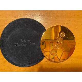 クリスチャンディオール(Christian Dior)のクリスチャンディオール コンパクトミラー(ミラー)