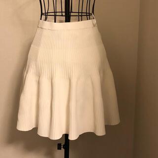 ラルフローレン(Ralph Lauren)のラルフローレン白スカートXS(ミニスカート)