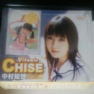 完全未開封品 中村知世【ビタミンチセ】 オフィシャルカードコレクション(Box/デッキ/パック)