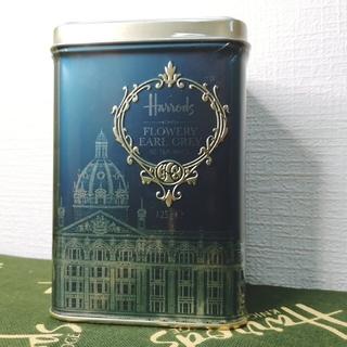 新品 Harrods フラワリーアールグレイ ティー 紅茶