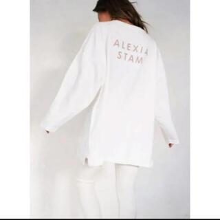 アリシアスタン(ALEXIA STAM)の専用 アリシアスタン ロンT (Tシャツ(長袖/七分))