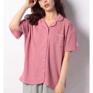SM2 - 新品未使用 SM2 ワッフル開襟シャツ パジャマ ルームウェア サマンサモスモス