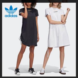 アディダス(adidas)のアディダスオリジナルス ワンピース(ミニワンピース)