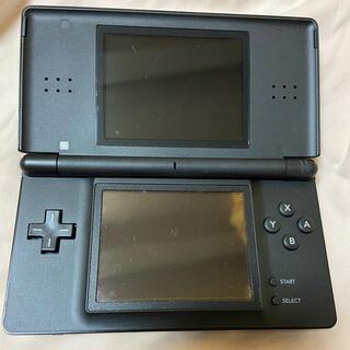 ニンテンドーDS(ニンテンドーDS)のニンテンドーDS lite ブラック 任天堂(携帯用ゲーム機本体)