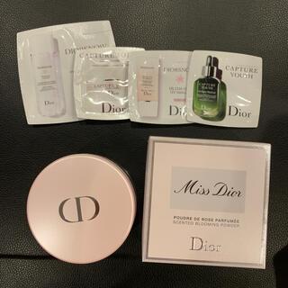 ディオール(Dior)のミスディオール ブルーミング ボディパウダー(ボディパウダー)