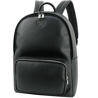 エンポリオアルマーニ(Emporio Armani)のEMPORIO ARMANI バックパック メンズ ブラック 新品 9811(バッグパック/リュック)