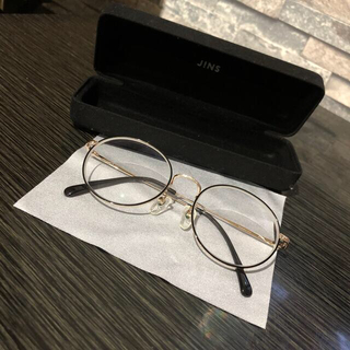 JINS - JINS  丸眼鏡