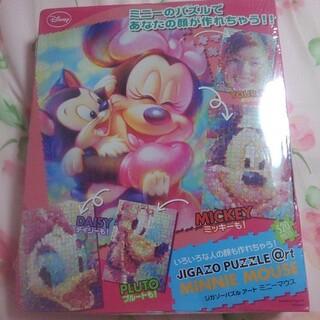 ディズニー(Disney)のAg様専用出品 ディズニージガゾーパズル アート ミニーマウス新品未開封送料込み(その他)