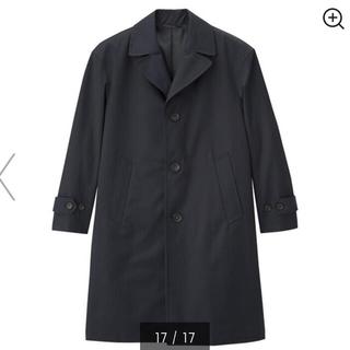 ジーユー(GU)の【未着用】ビッグテーラードコート メンズ コート(トレンチコート)