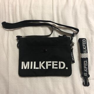 ミルクフェド(MILKFED.)のMILKFED. サコッシュ(ボディバッグ/ウエストポーチ)