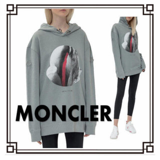 モンクレール(MONCLER)のMONCLER ❤︎ フーディー(パーカー)