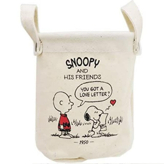 SNOOPY - SNOOPY ペン立て 小物入れ