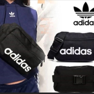 adidas - adidas アディダス ウエストバック 新品 男女兼用