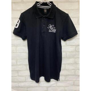 カールカナイ(Karl Kani)のKARL KANI カールカナイ ポロシャツ 半袖 Mサイズ(ポロシャツ)