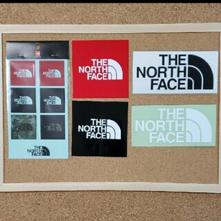 THE NORTH FACE - THE NORTH FACEステッカー5点セット