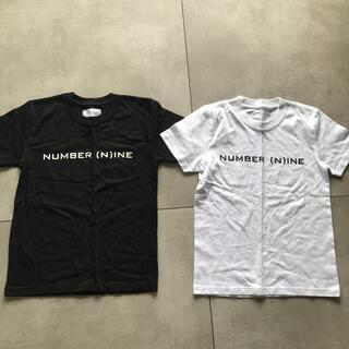 ナンバーナイン(NUMBER (N)INE)の140 NUMBER NINE  Tシャツセット(Tシャツ/カットソー)