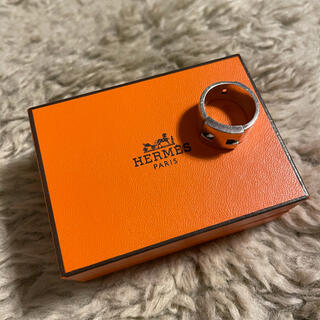 エルメス(Hermes)のエルメス HERMES   ヘラクレス リング(リング(指輪))