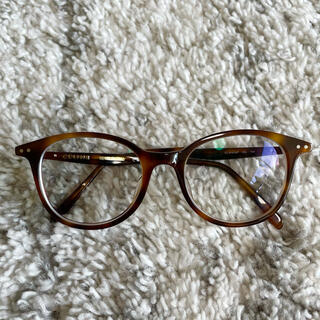 セリーヌ(celine)のCELINE セリーヌ 眼鏡 アイウェアウェリントンフレーム フィービー期(サングラス/メガネ)