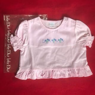 ベビーディオール(baby Dior)のbaby Dior ベビーディオール ブラウス シャツ ヴィンテージ レア(シャツ/カットソー)