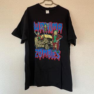 ワニマ(WANIMA)のWANIMA zombie Tシャツ 黒(Tシャツ/カットソー(半袖/袖なし))