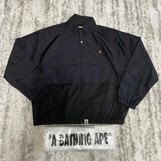 アベイシングエイプ(A BATHING APE)のA BATHING APE エイプ BAPE 20SS トラックジャケット 新品(ナイロンジャケット)
