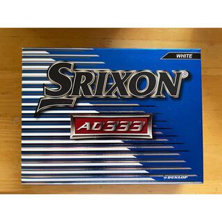 ダンロップ(DUNLOP)のSRIXON 新品ゴルフボール 1ダース(その他)