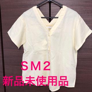 サマンサモスモス(SM2)のサマンサモスモス 半袖 ブラウス(シャツ/ブラウス(半袖/袖なし))