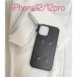 マルタンマルジェラ(Maison Martin Margiela)の正規品新品 Maison Margiela iPhone12/12pro ケース(iPhoneケース)