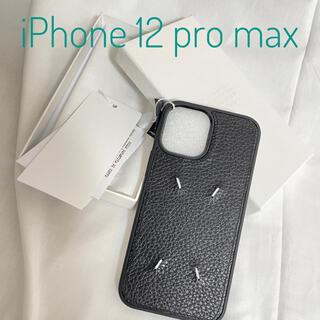 マルタンマルジェラ(Maison Martin Margiela)の正規品新品 Maison Margiela iPhone12pro maxケース(iPhoneケース)