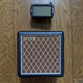 ヴォックス(VOX)のVOX ミニアンプ チューナー(ギターアンプ)