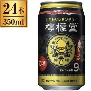 コカ・コーラ - 檸檬堂 鬼レモン 350ml×24缶【送料込み】