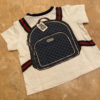 グッチ(Gucci)のGUCCI 6-9m ベビー Tシャツ(Tシャツ)