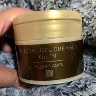 AQUALABEL - アクアレーベル☆スペシャルジェルクリームオイルイン