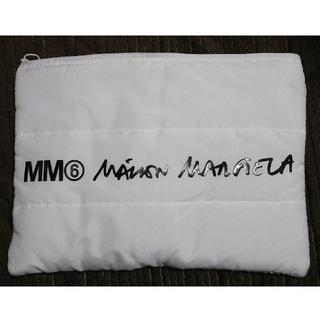 エムエムシックス(MM6)のMM6 Maison Margiela パデット ポーチ(ポーチ)