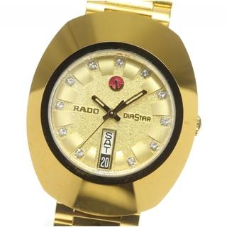 ラドー(RADO)の☆美品 ラドー ダイヤスター デイデイト 648.0431.3 メンズ 【中古】(腕時計(アナログ))