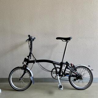 ブロンプトン(BROMPTON)の2018BROMPTON S6L BLACK ブロンプトン(自転車本体)