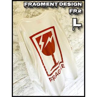 エルエイチピー(LHP)のFR2 フラグメント Tシャツ lonely論理 ブラックアイパッチ サプール(Tシャツ/カットソー(半袖/袖なし))